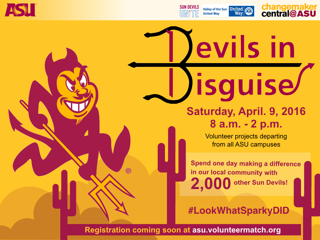 Devils In Disguise Asu Events