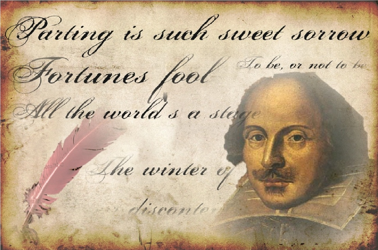 short autobiography of shakespeare