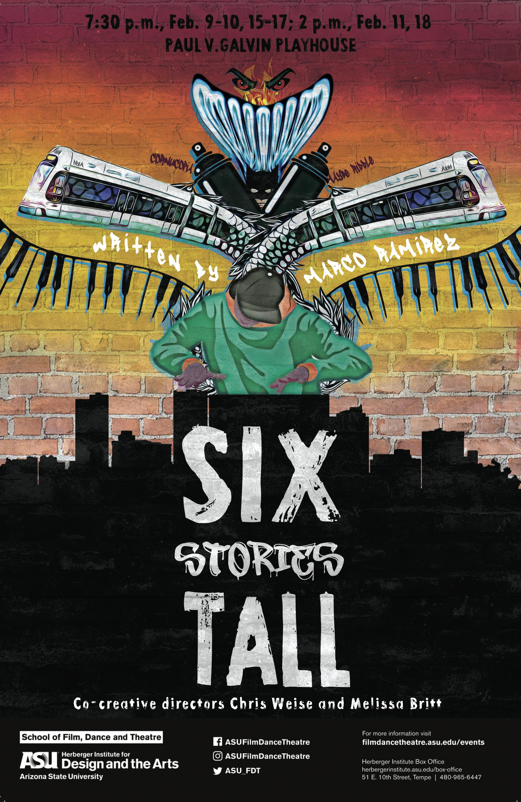 Six Stories Tall | ASU Events