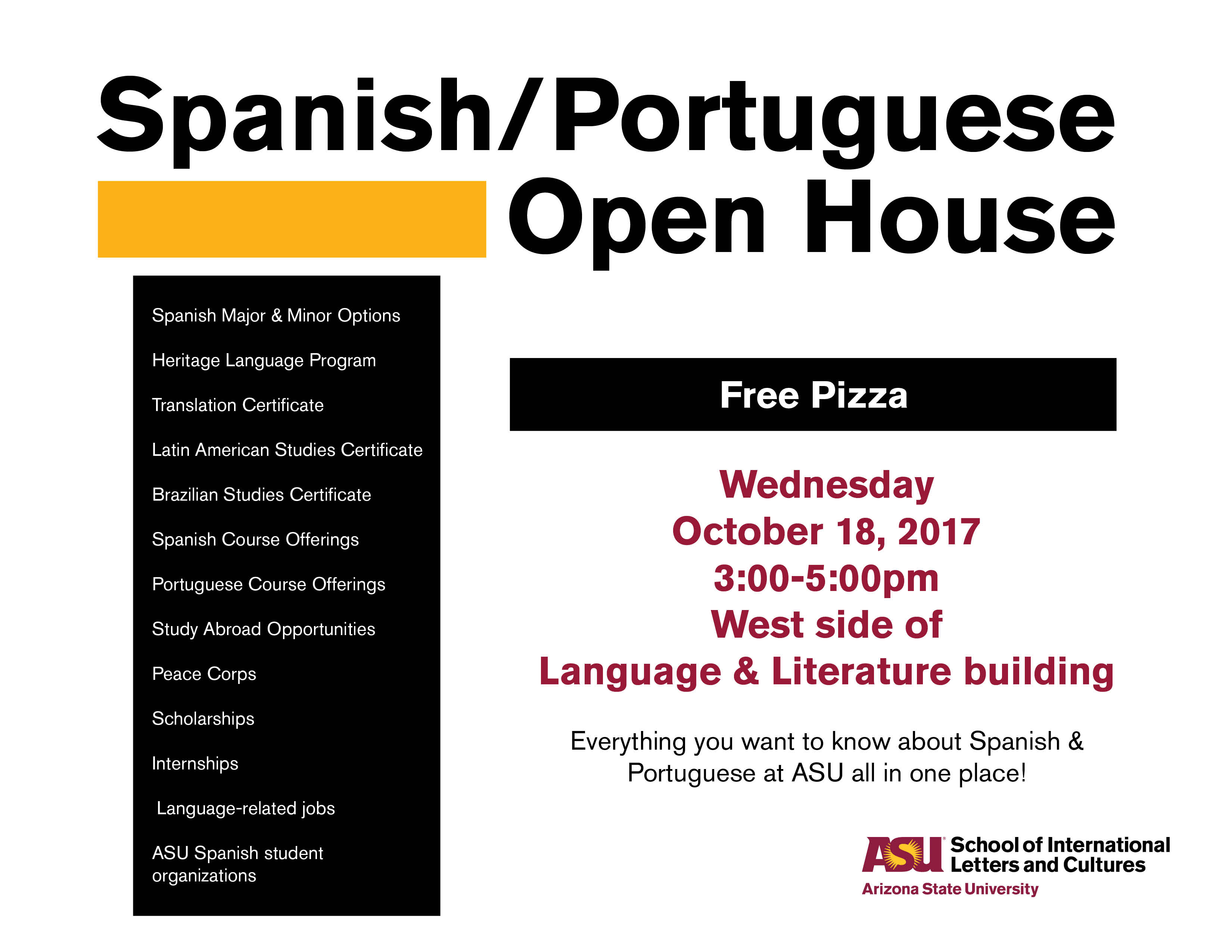 Spanishportuguese open house asu events download flyer 1betcityfo Gallery