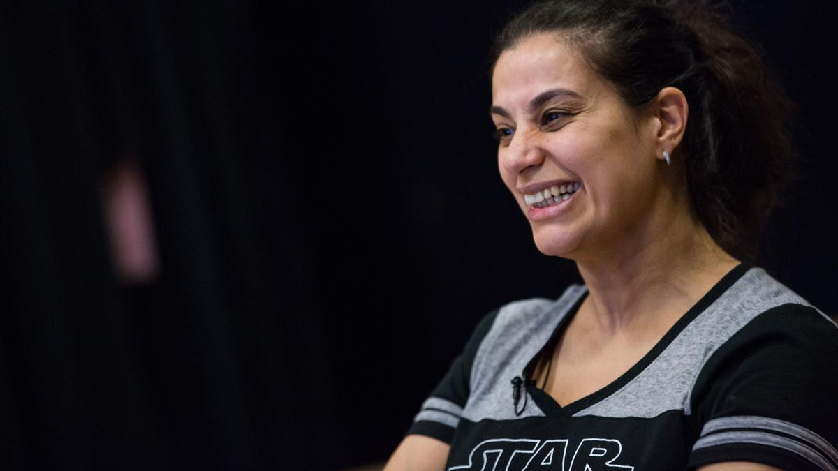 Stand Up Comedy Workshop with Maysoon Zayid | ASU Events