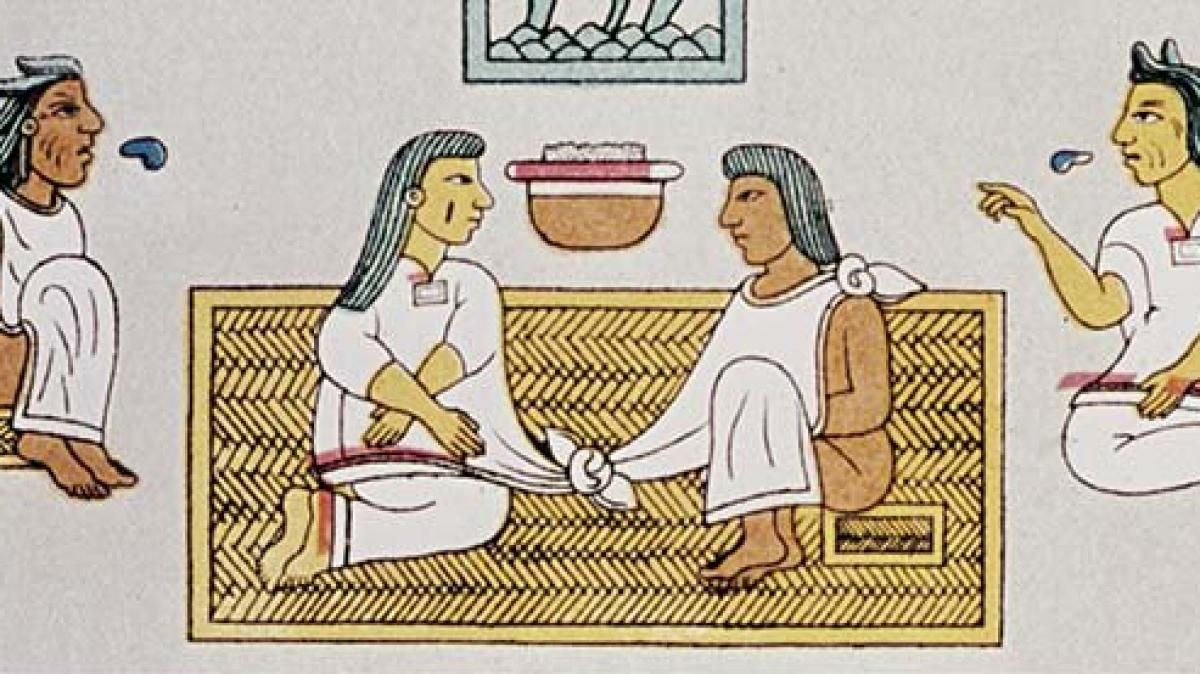At Home with the Aztecs, by Michael E. Smith