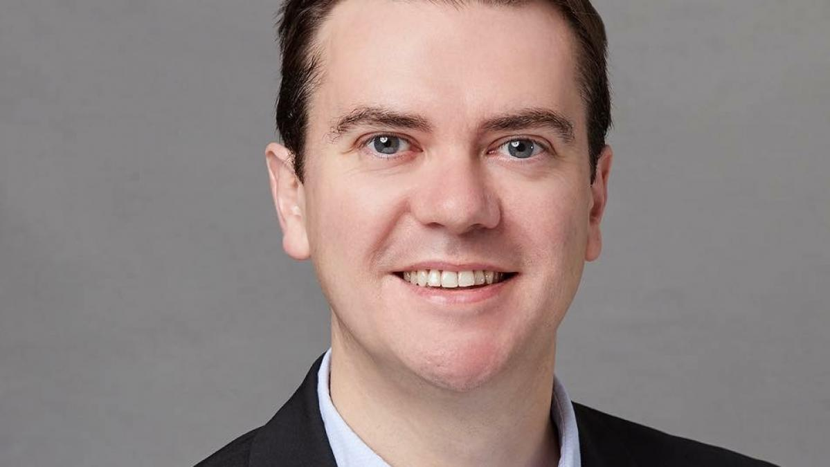 Photo of Cathal Breslin