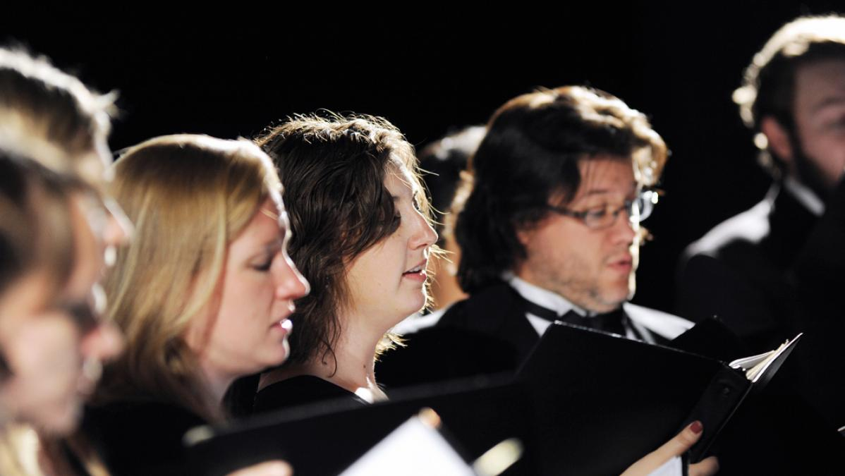 Stock Choral Photo