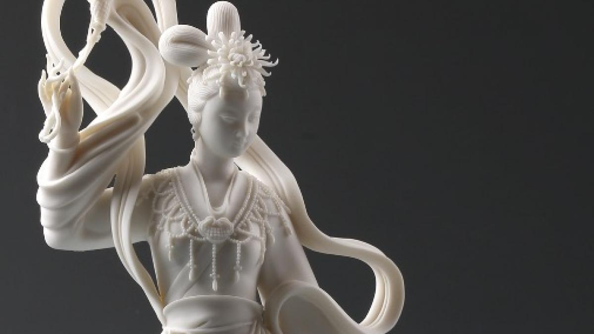 ASU Art Museum Ceramics Research Center presents the work of 35 Chinese artists