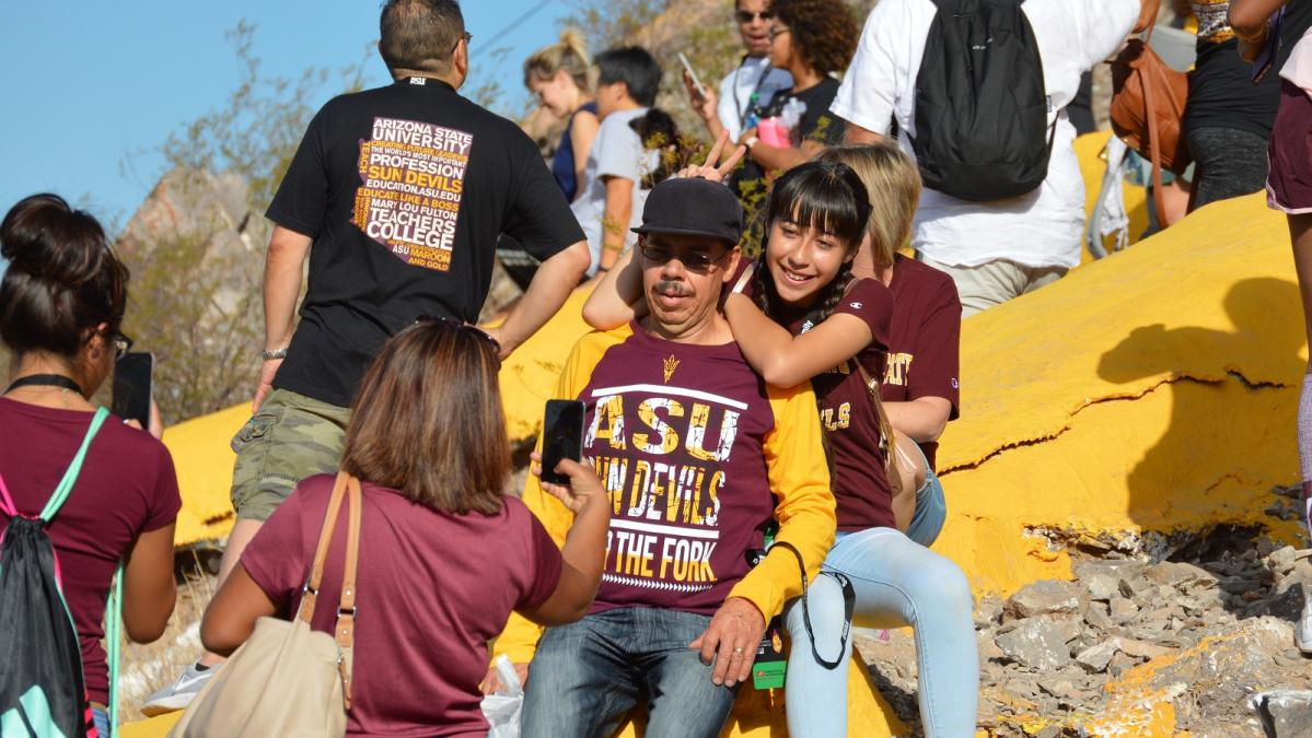Asu Events Calendar 2020.Asu Family Weekend 2019