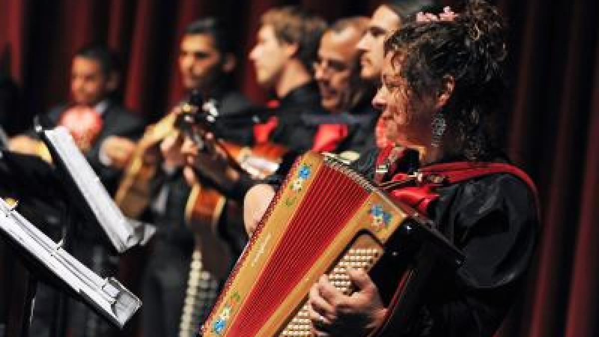 Photo of an ASU Mariachi performance