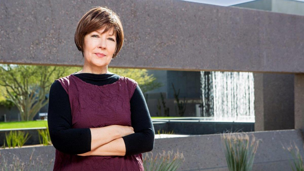 Patricia Moore Designer and Gerontologist, design and wellness lecture February 26th 2020
