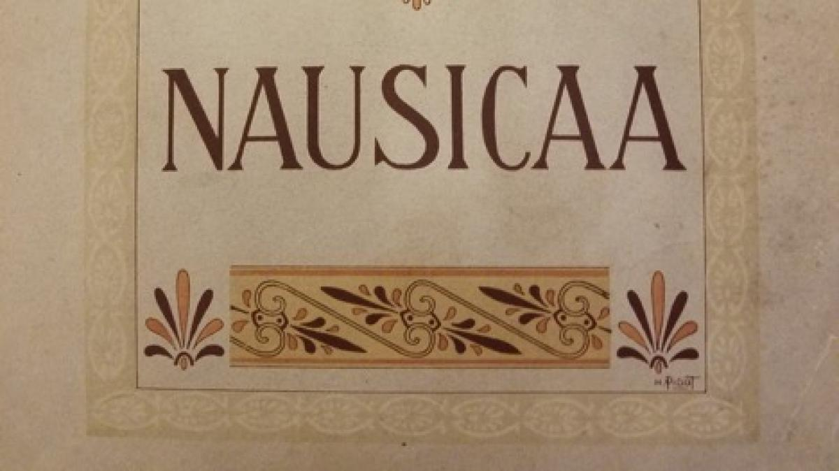 Nausicaa Music Library exhibit