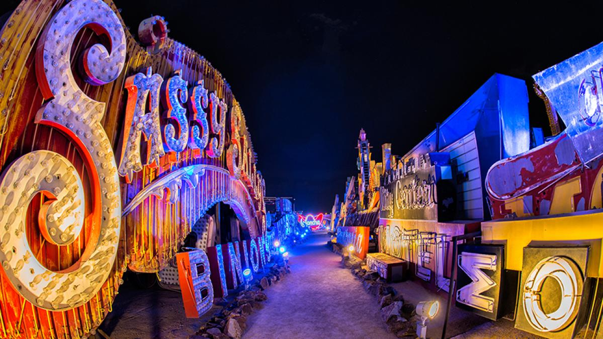 Image result for The Neon Museum