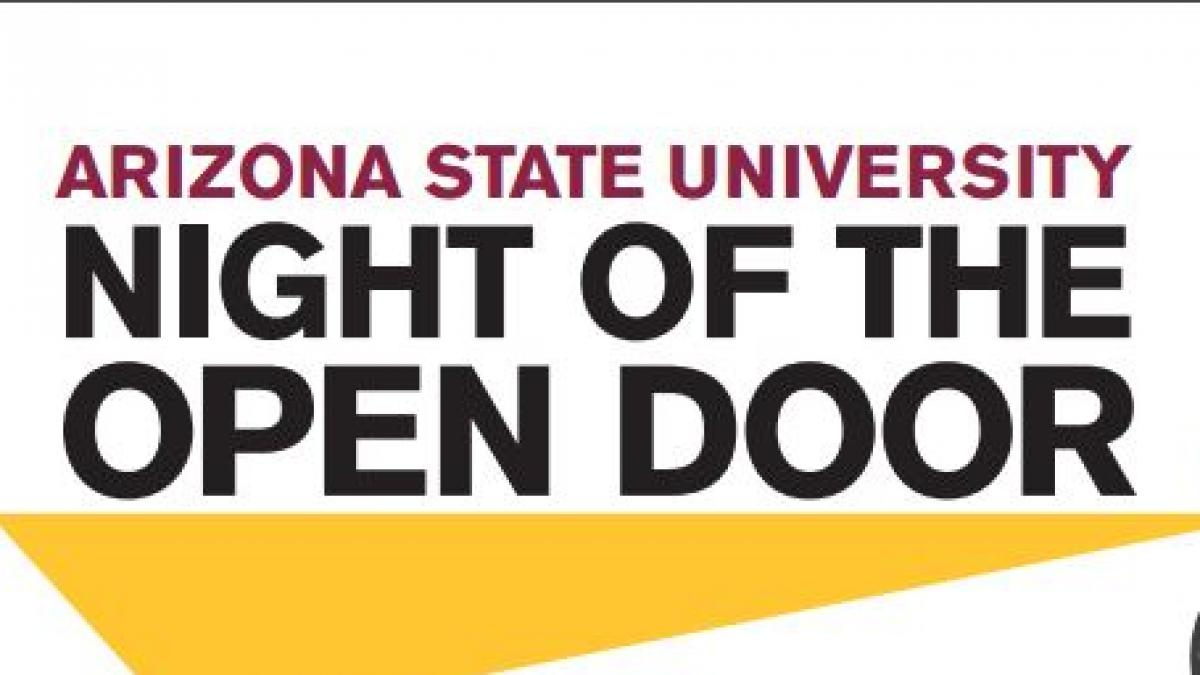 Night of the Open Door