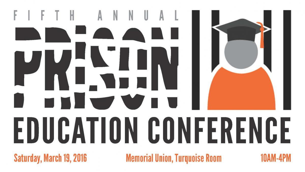 Prison Education Conference flyer