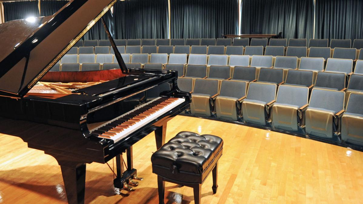 Photo of Recital Hall