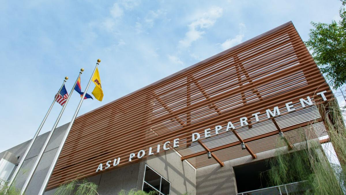 Image of the ASU Police Department