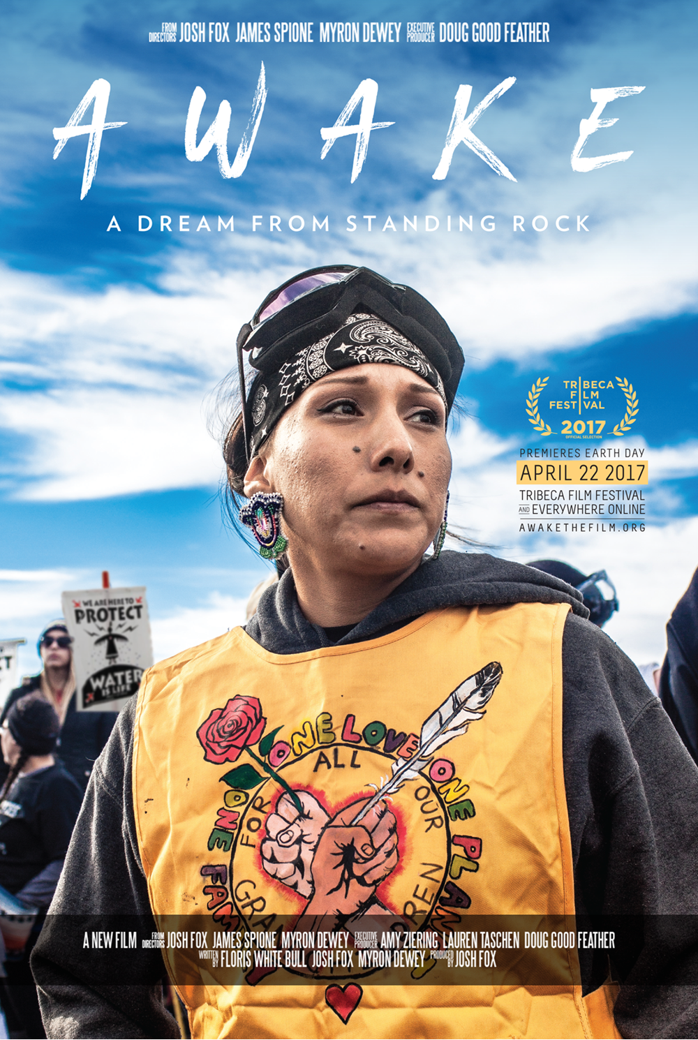 A Dream from Standing Rock""