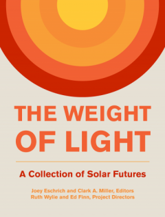 Cover of The Weight of Light